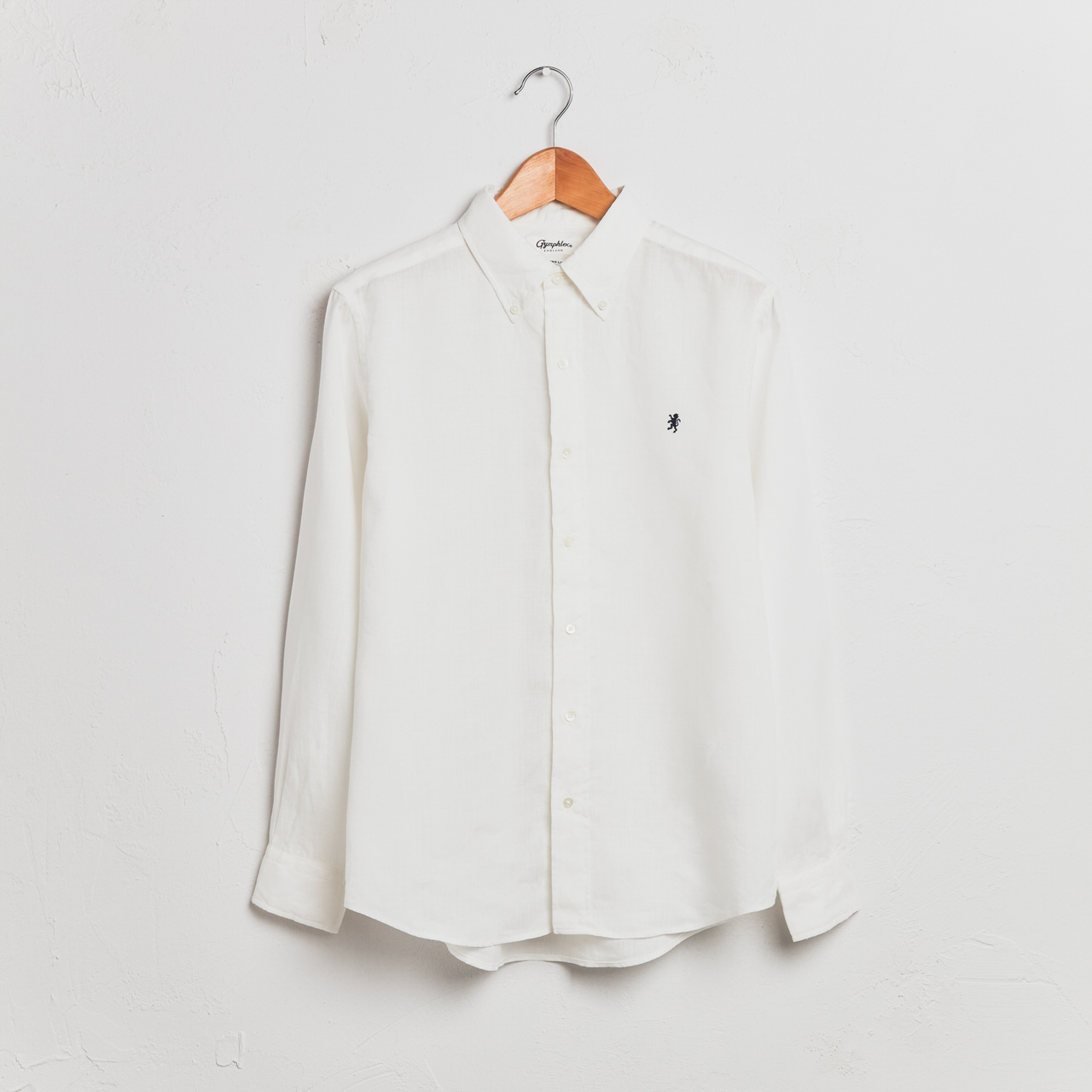 811943eda Humberstone Shirt - White • Gymphlex • Beautiful, practical clothing ...