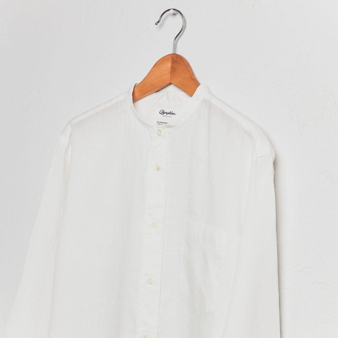 89369af9c Humberstone Shirt - White